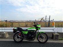 toshi3さんのZ750GP 左サイド画像
