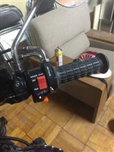 与志川  仁さんのZRX400-II 左サイド画像