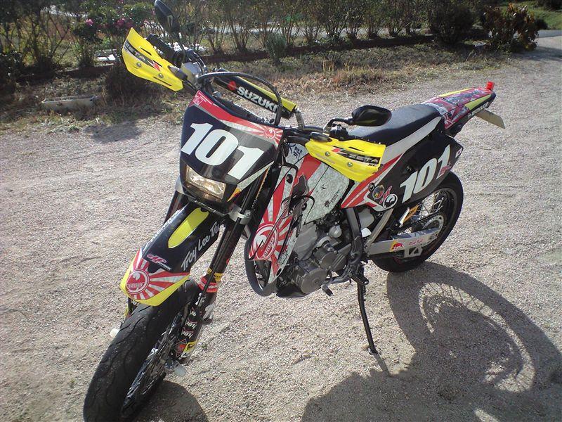 スズキ DR-Z400SM