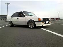 80sガレージぺんぺん草さんのランサーEX メイン画像
