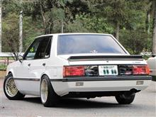 80sガレージぺんぺん草さんのランサーEX リア画像