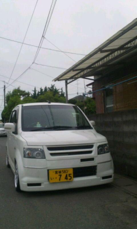 三菱 eKスポーツ
