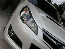 Black&Whiteさんの愛車:スバル レガシィツーリングワゴン