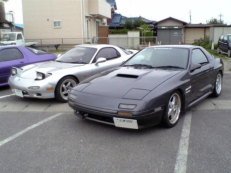 マツダ RX-7