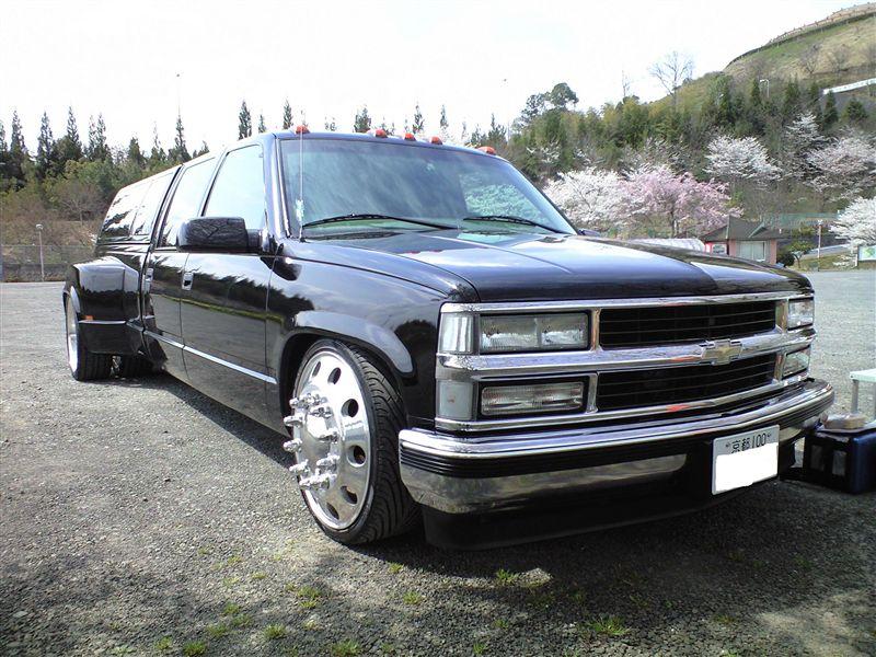 シボレー C3500
