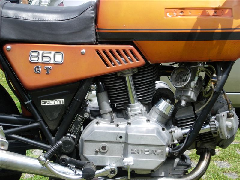 バイクオヤジGOGOさんの860GT