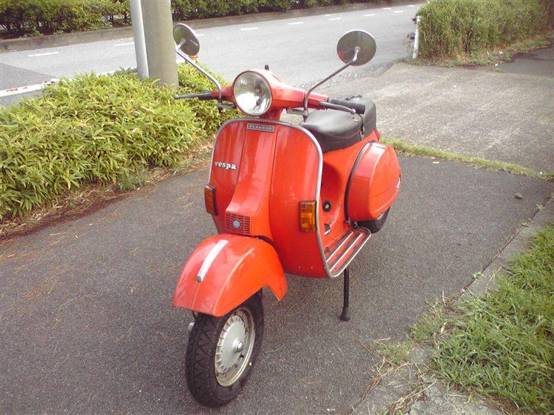 ピアジオ ベスパ P200E