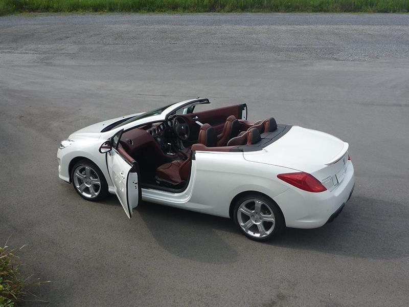 プジョー 308CC (カブリオレ)