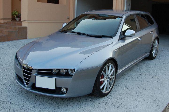 アルファロメオ 159 スポーツワゴン