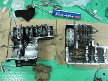 一機さんのGPZ750R Ninja 左サイド画像