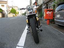 JINGEさんのSR500 リア画像