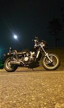 ヒサブサ★BMW116iさんのエリミネーター400 左サイド画像