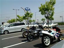 NakajimaさんのVFR400R リア画像