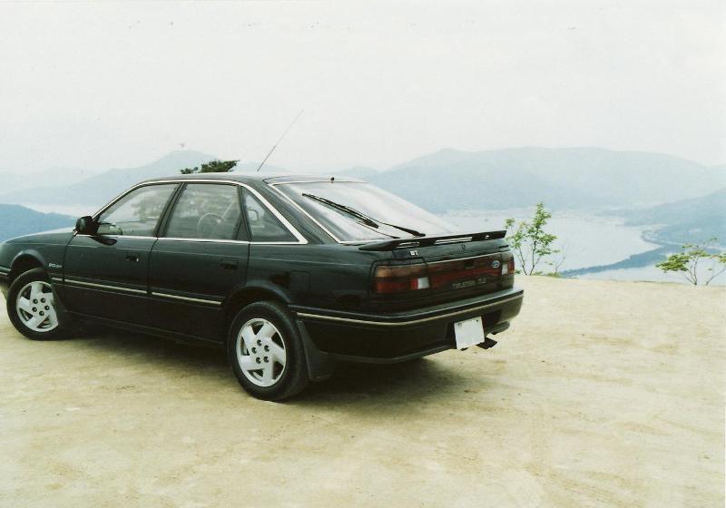 フォード テルスター (セダン)