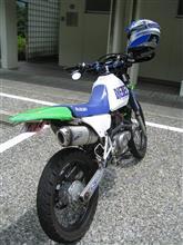 Murata~さんのジェベル125 リア画像