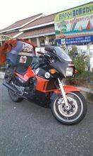 先任軍曹さんのGPZ750R Ninja インテリア画像