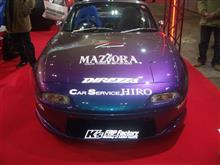 CAR SERVICE HIROさんのEUNOS_ROADSTER