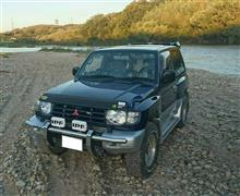 cooky_1997さんの愛車:三菱 パジェロ