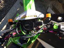 黄の7号さんのKDX200SR インテリア画像