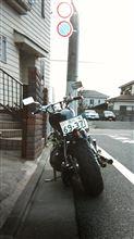 コッヘルノッカーさんのスティード400 リア画像