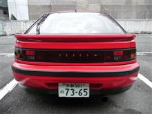 Crazy Driver keiさんのユーノス100 リア画像