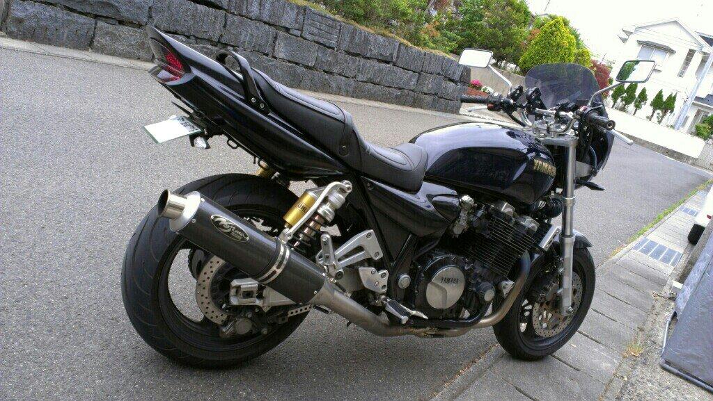 ヤマハ XJR1200