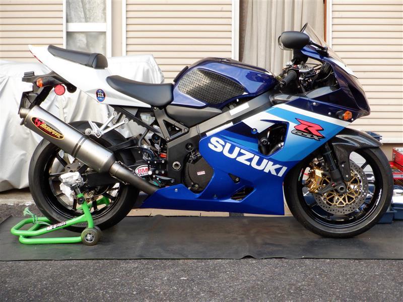 スズキ GSX-R600