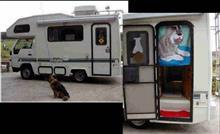 donpapaさんのハイエーストラック 左サイド画像