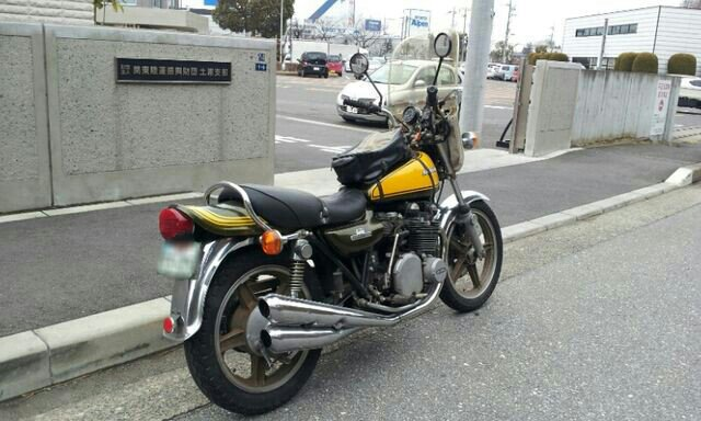 カワサキ 900スーパーフォー