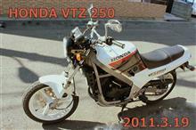 LUCKY WHITEさんのVTZ250K メイン画像
