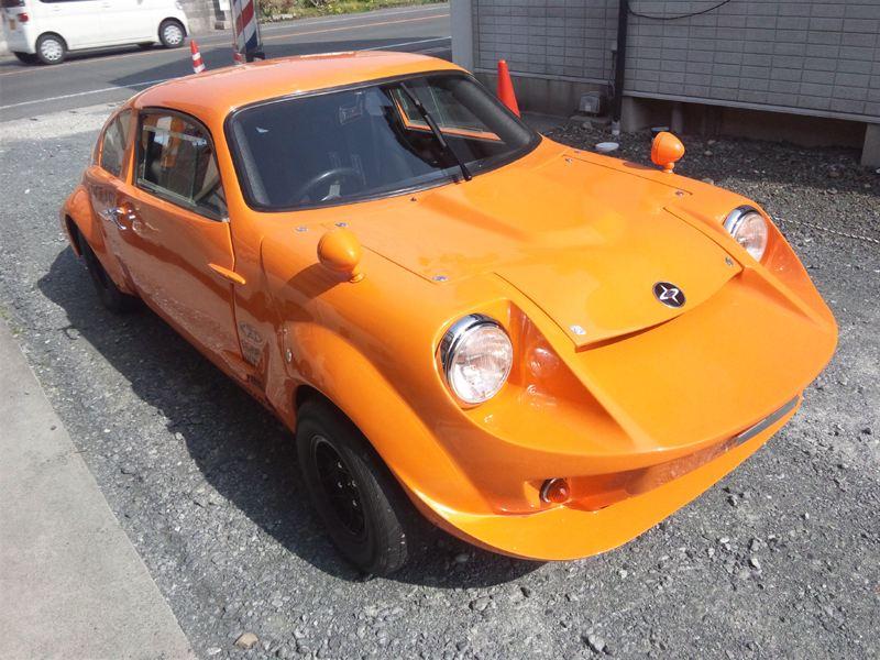 マルコス4世さんのミニ マーコス GT
