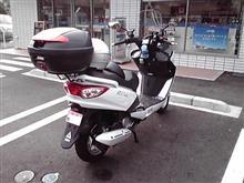T_NAKさんのRV125i リア画像