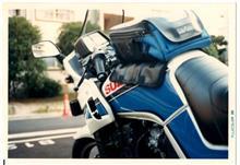 KWばっちゃんさんのGSX400FW メイン画像