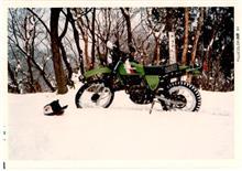 KWばっちゃんさんのKL250 メイン画像