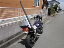 じんちゃん987さんのXJR400 左サイド画像