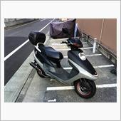 ☆ひら☆彡さんのスペイシー125 JF04