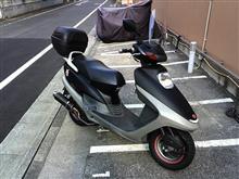 ☆ひら☆彡さんのスペイシー125 JF04 メイン画像