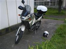 ikehiroさんのKLE400 メイン画像