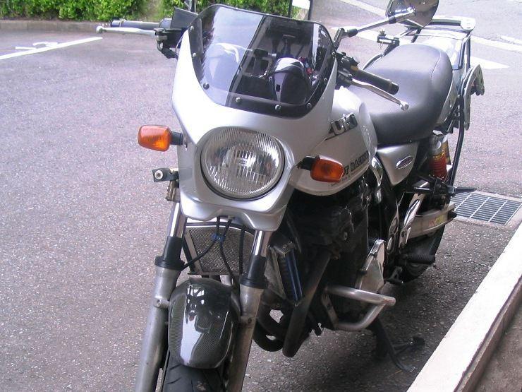 スズキ イナズマ1200