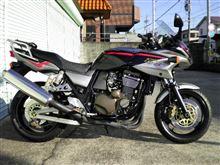 文里のkumaさんのZRX1200S 左サイド画像