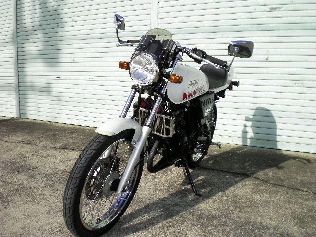 文里のkumaさんのRZ50