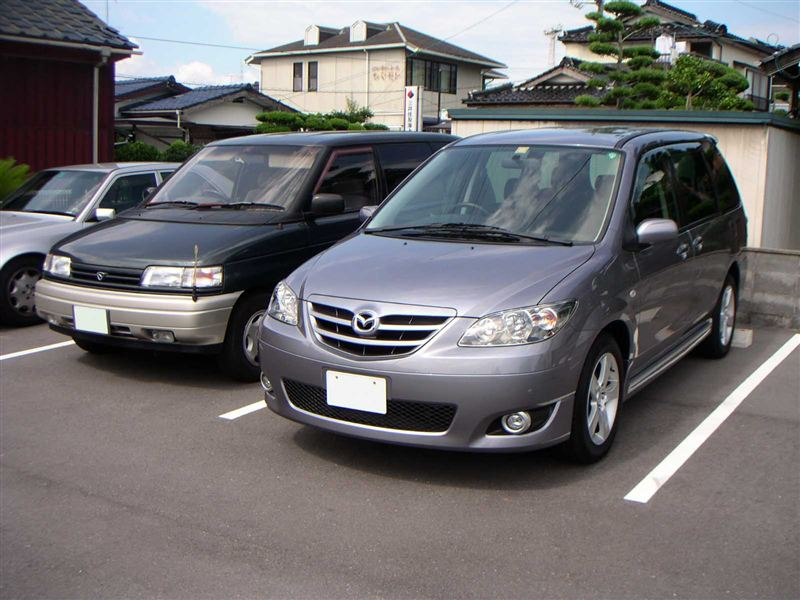 マツダ MPV
