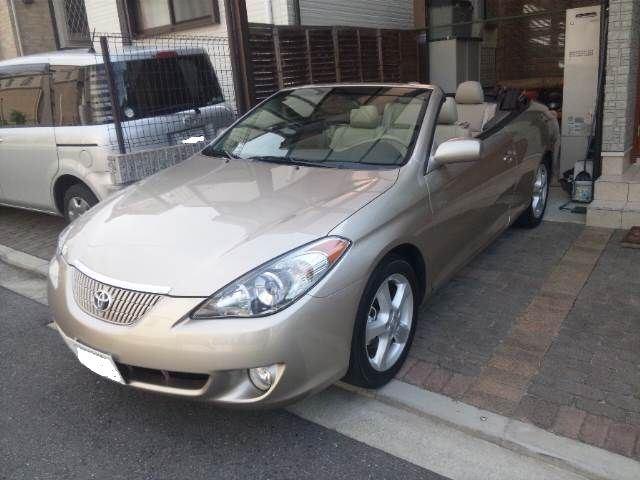 トヨタ カムリ・ソラーラ