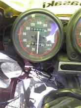 Olds(オルズ)さんのZXR400 リア画像