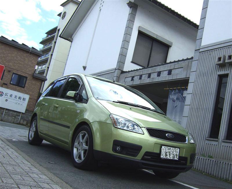フォード フォーカスC-MAX