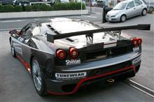 FerrariChallengeさんのF430チャレンジ リア画像