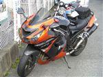 カワサキ ZZR1400