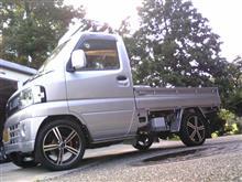 銀トラさんの愛車:三菱 ミニキャブトラック