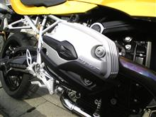 a lieさんのR1200S 左サイド画像