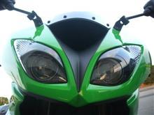 エンドラの騎士さんのZX-6R Ninja 左サイド画像